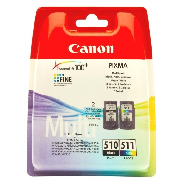 "картинка Canon PG-510/CL-511 Multi Pack от магазина ПП ""Еней"""